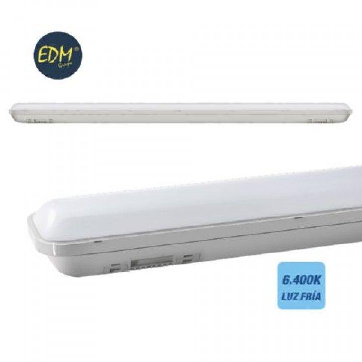 EDM LAMPADA LED 36W 3000LM 1180MM