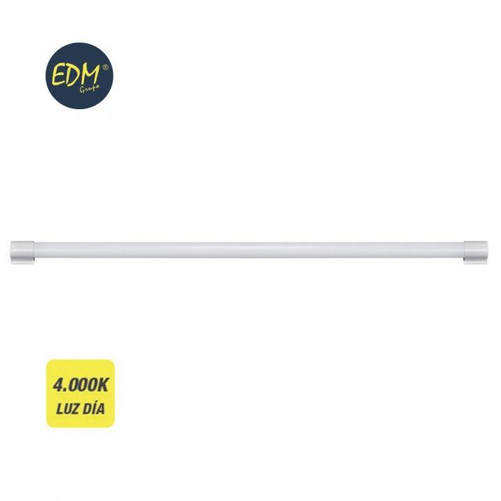 EDM LAMPADA LED TUBO 1X18W 1800LM 1200MM