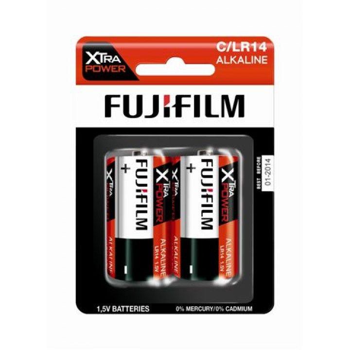 FUJIFILM PILHAS ALKALINE XTRA POWER C/LR14 BL2