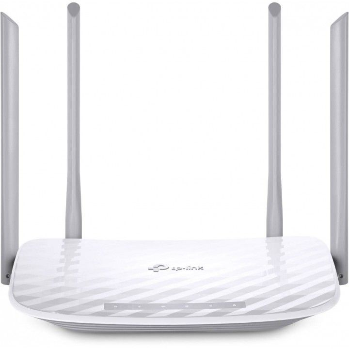 TP LINK ROUTER AC1200 DUAL BAND WIFI