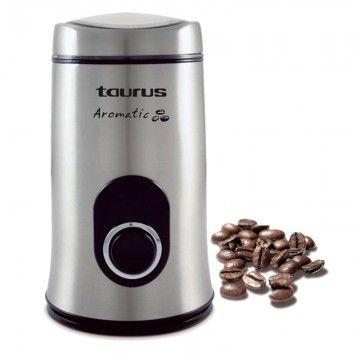 TAURUS MOINHO DE CAFE 150W 50GR DEPOSITO PARA CAFE