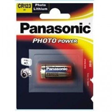PANASONIC PILHAS LITIO FOTO 1400mAh 3V