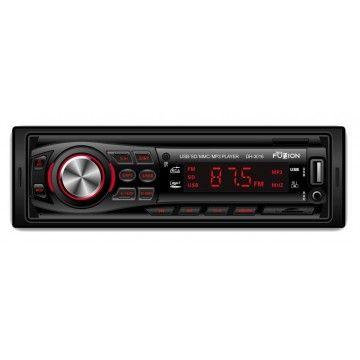 TECH FUZZION AUTO RADIO PAINEL FIXO 4x50W FM USB MP3
