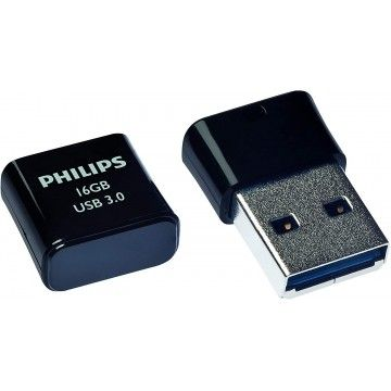 PHILIPS PEN USB 3.0 16GB Pico Edition Black