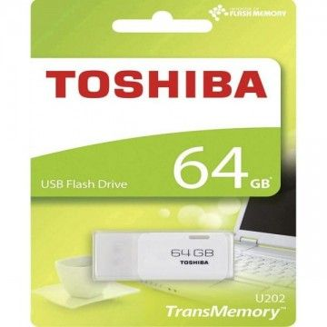 TOSHIBA PEN DRIVE 64GB USB 2.0