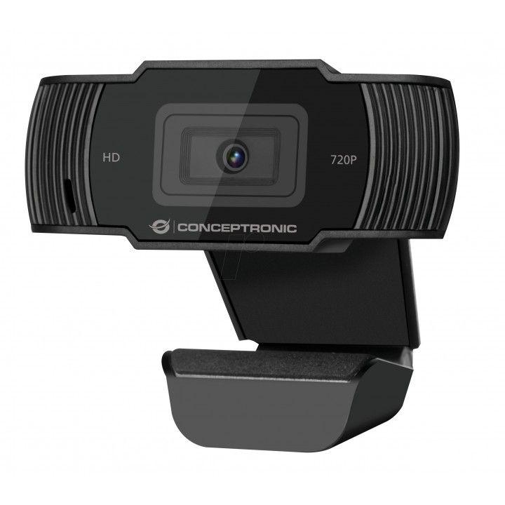 CONCEPTRONIC WEBCAM HD 720P C/ MICROFONE