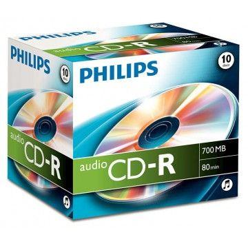 PHILIPS CD-R 80MIN AUDIO