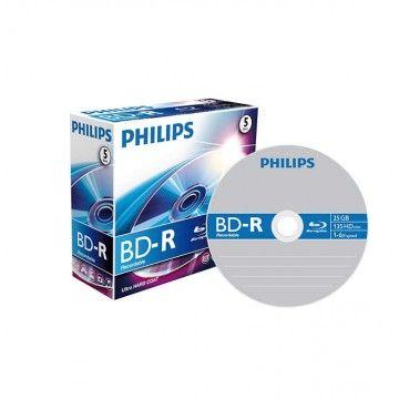 PHILIPS BLU-RAY RECORDABLE 25GB 6x