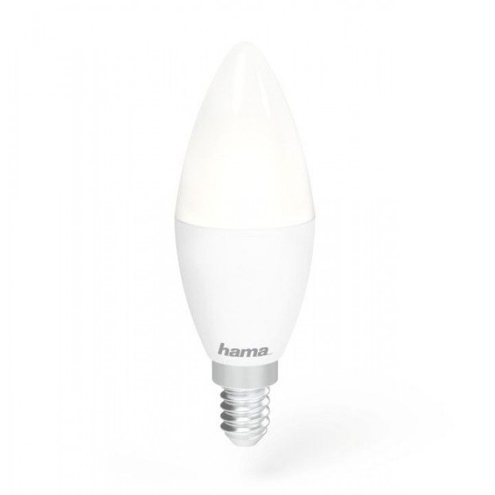 HAMA WIFI LED LIGHT E14 5.5W WHITE CAN BE DIMMED