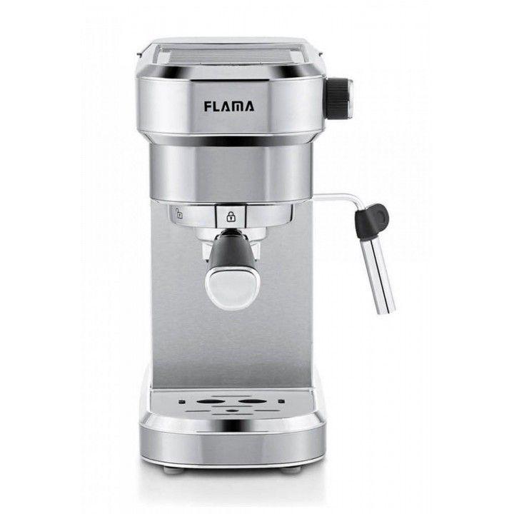 FLAMA MAQUINA CAFE EXPRESSO 20BAR 1350W PRETA