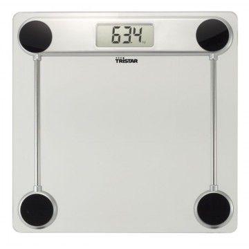 TRISTAR BALANÇA WC VIDRO DISPLAY LCD MAX 150KG