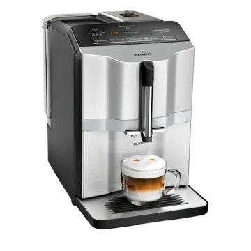 SIEMENS MAQUINA CAFE AUTOMATICA 1300W 15BAR PRATEADO