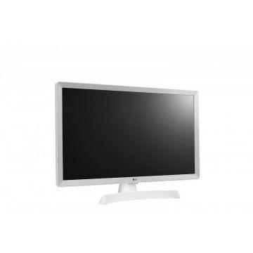 """LG MONITOR LED 23,6"""" 10.000:1 HD HDMI BRANCO (F)"""