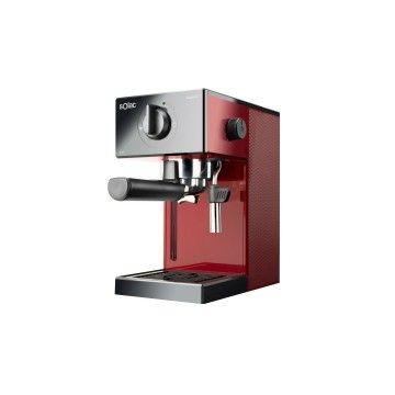 SOLAC MAQUINA CAFE EXPRESSO 1050W 20BAR COR DE VINHO