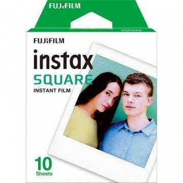 FUJIFILM PAPEL FOTOS PARA INSTAX SQUARE 1PK X 10FOLHAS