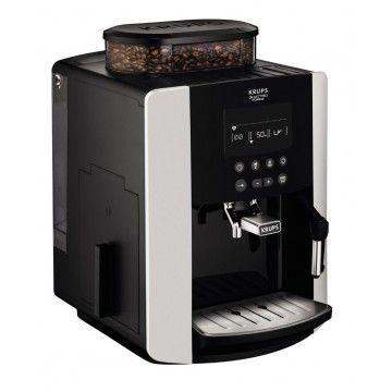 KRUPS MAQUINA CAFE AUTOMATICA COMPACTA 15BAR MOINHO