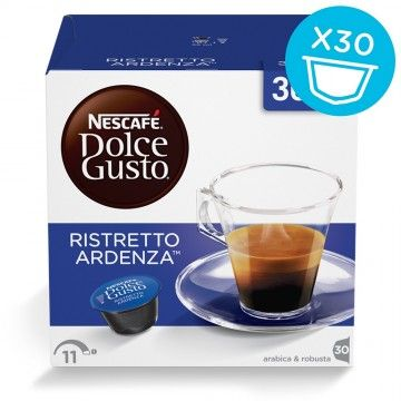 NESCAFE DOLCE GUSTO CAFE RISTRETTO ARDENZA 30CAPSULAS