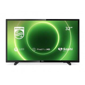 """PHILIPS LED 32"""" HD SMARTTV 3HDMI 2USB (E)"""