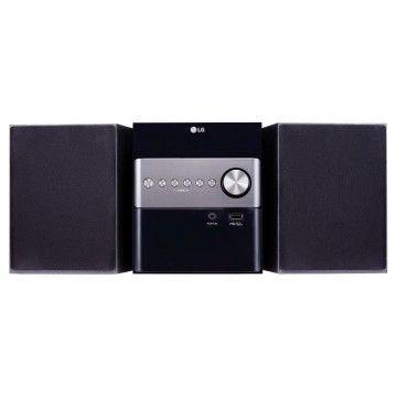LG HIFI MICRO 10W RADIO FM CD MP3 USB BLUETOOH