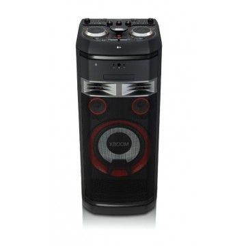 LG COLUNA AUDIO 2000W USB BLUETOOTH PORTATIL KARAOKE